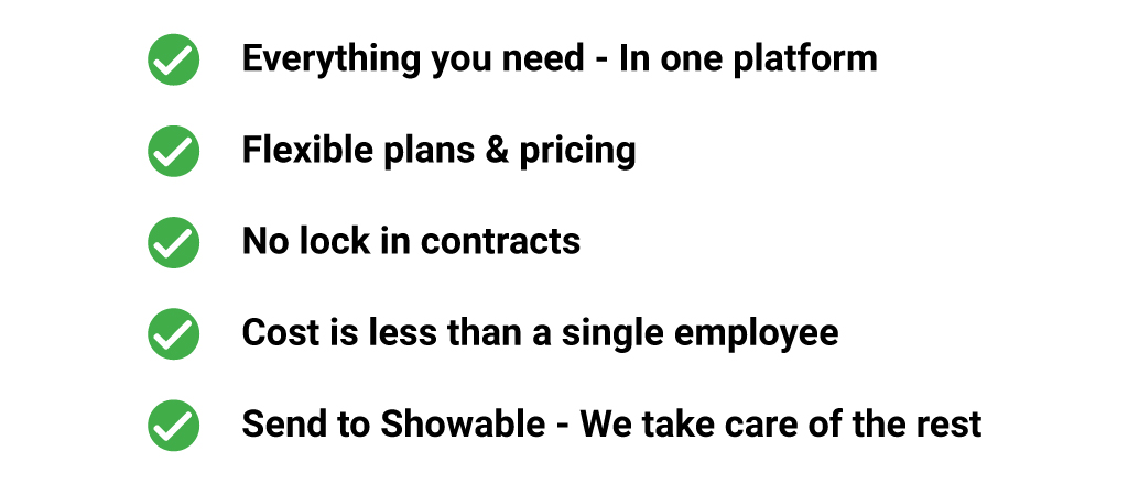 Showable Benefits